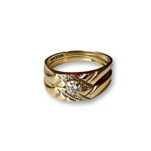 Jewelry - Pre💛 10k Engagement ring set